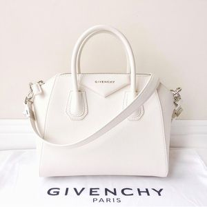 Authentic Givenchy Antigona Small Satchel Bag